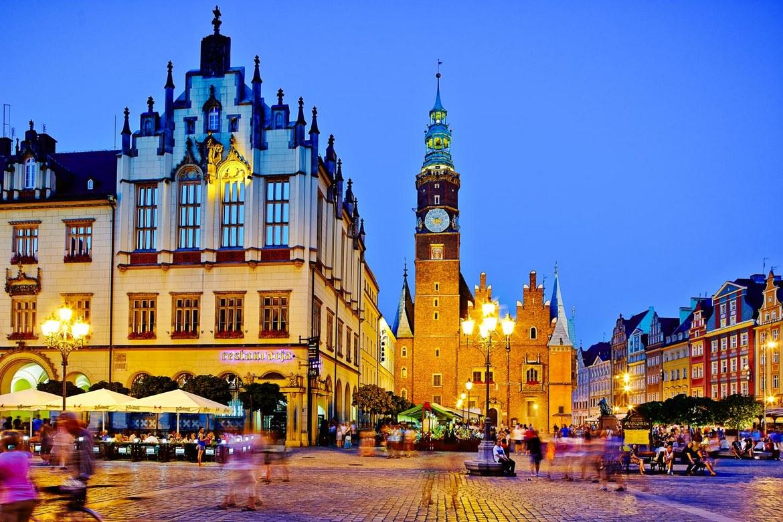 Wokół  Starego  Miasta