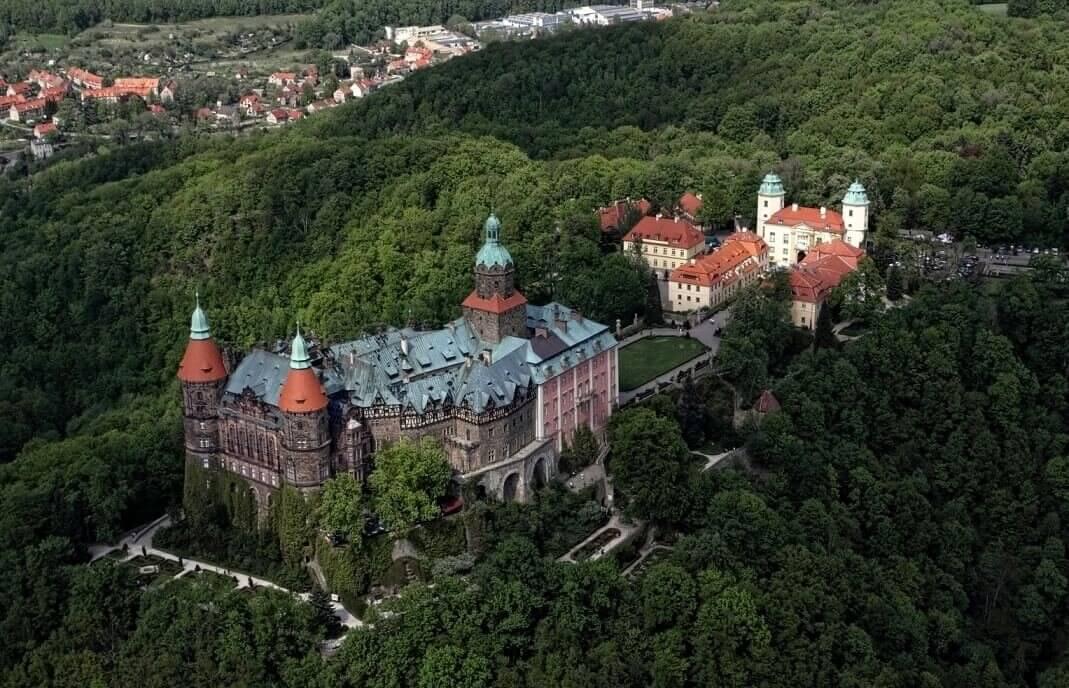 Polecamy w okolicach Wrocławia.